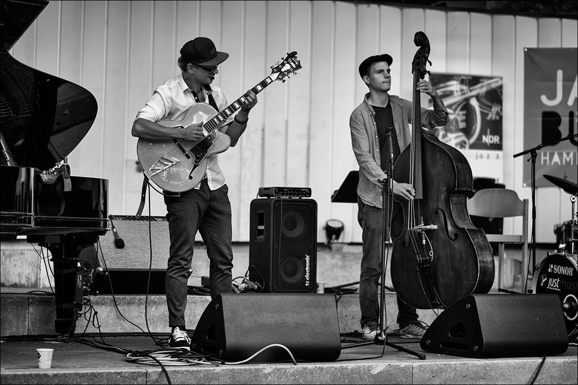 DSF7270 in Christian Bekmulin Quartett