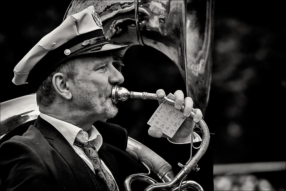 IMGL8920 in Einige Musiker der Norbert Susemihls Arlington Brassband