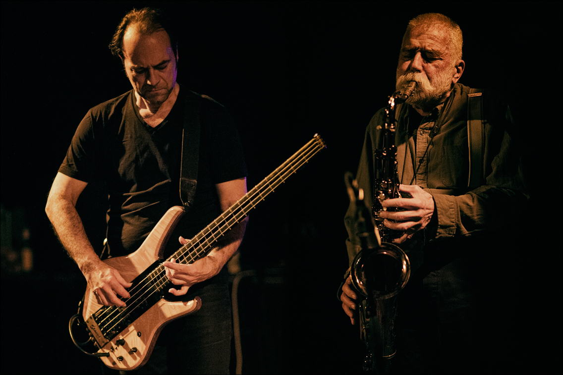 Bro Tzmann in Full Blast feat. Peter Brötzmann