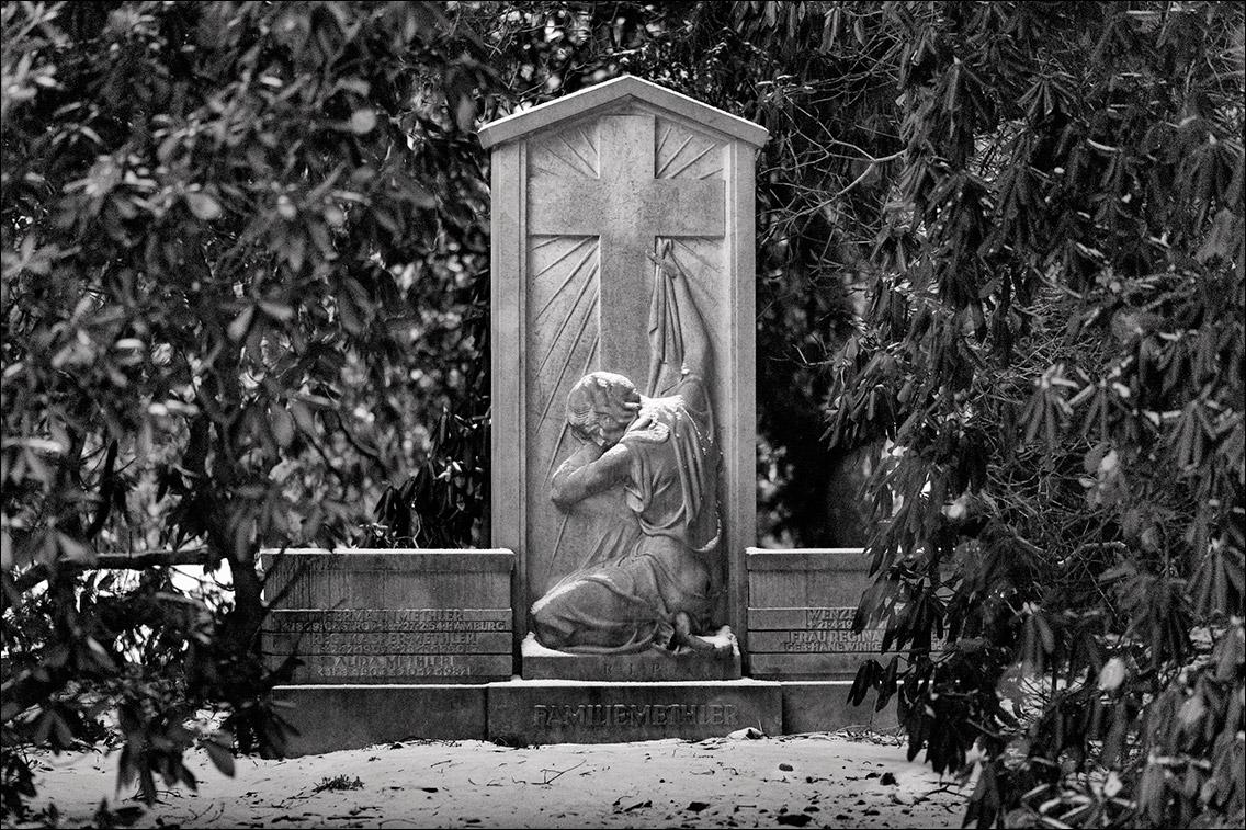2012 12 22 022 Methler 1927 in Bildhauer Arthur Bock auf dem Ohlsdorfer Friedhof