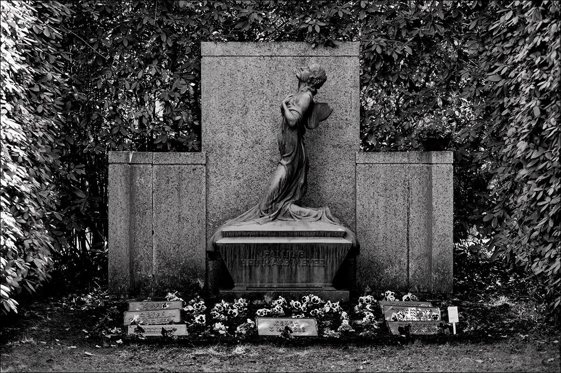 MGL2055 Meyer 1928 in Bildhauer Arthur Bock auf dem Ohlsdorfer Friedhof