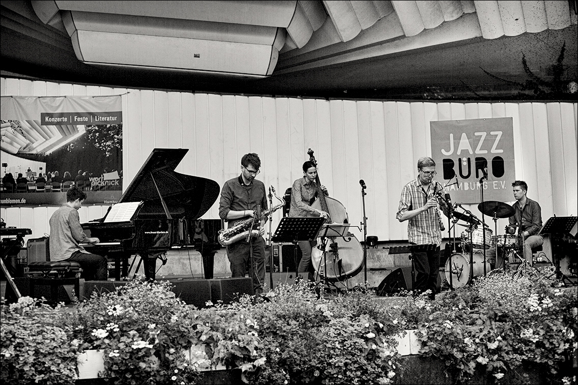 MGL3815 in Fynn Grossmann Quintett beim Jazz Open Hamburg 2018