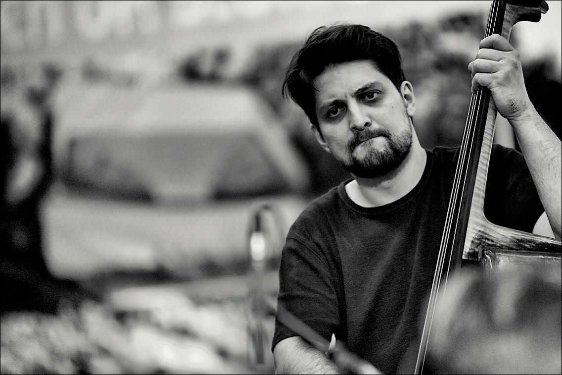 MGL5425 in Heiko Fischer Quartett beim Jazz Open Hamburg 2018