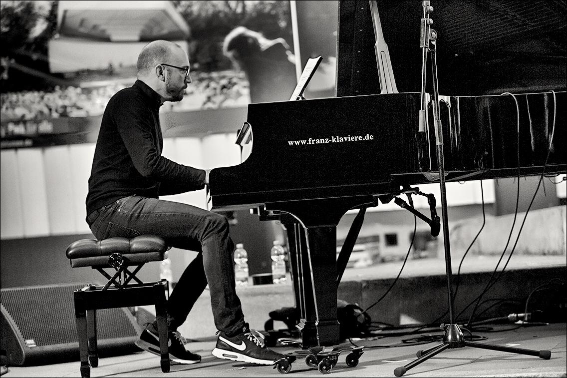 MGL5440 in Heiko Fischer Quartett beim Jazz Open Hamburg 2018