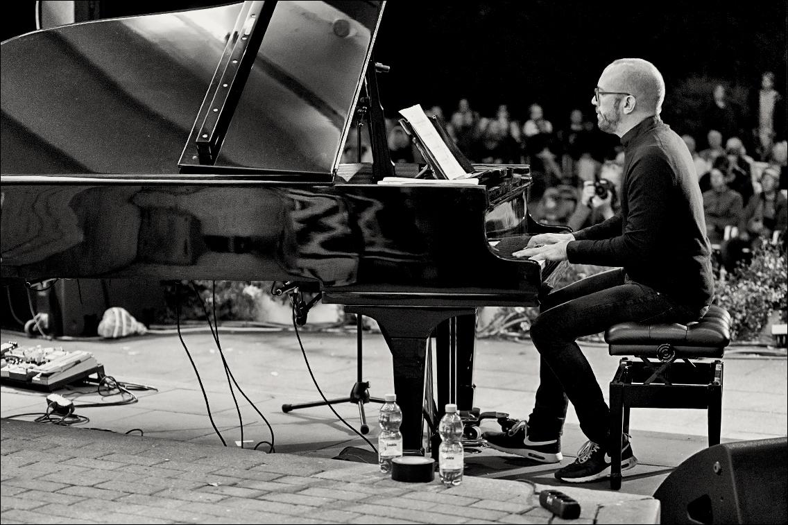 MGL5477 in Heiko Fischer Quartett beim Jazz Open Hamburg 2018
