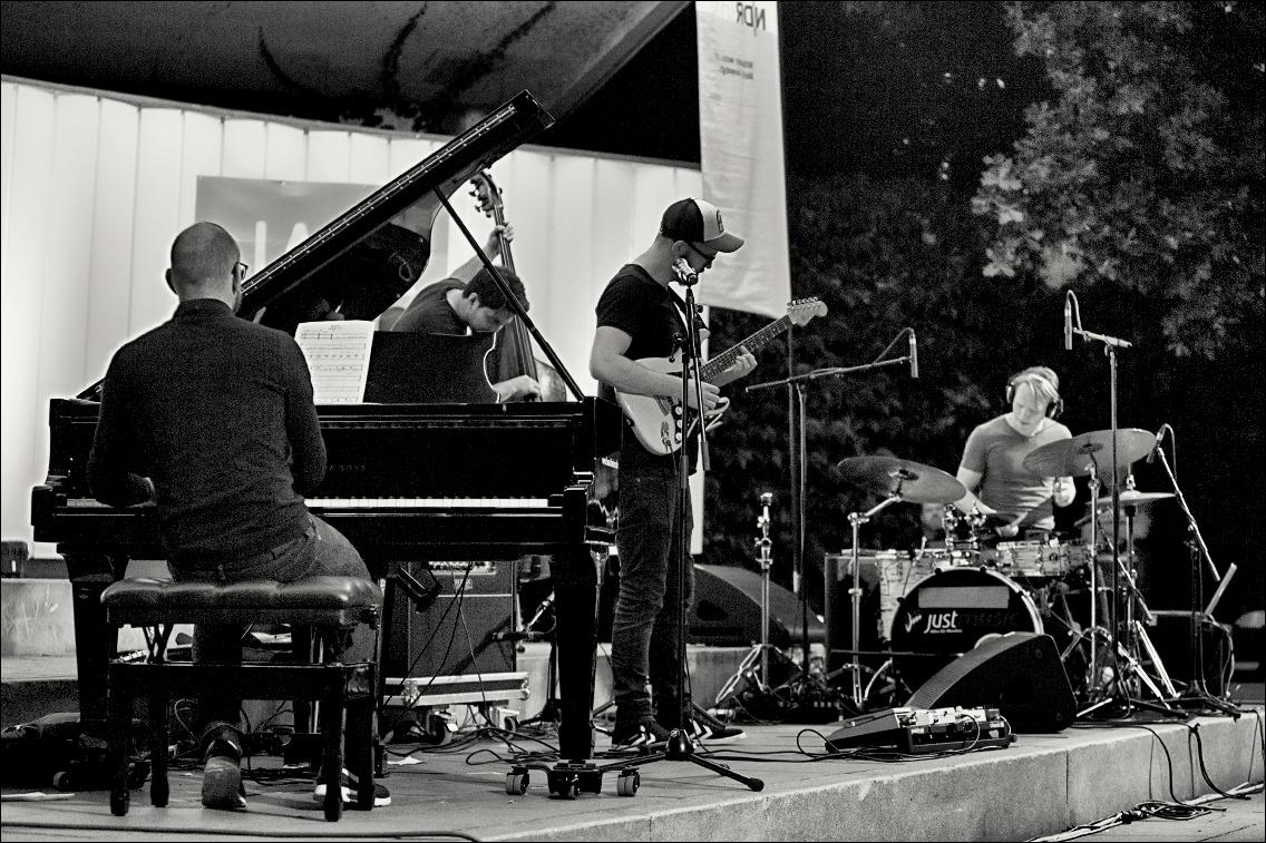 MGL5491 in Heiko Fischer Quartett beim Jazz Open Hamburg 2018