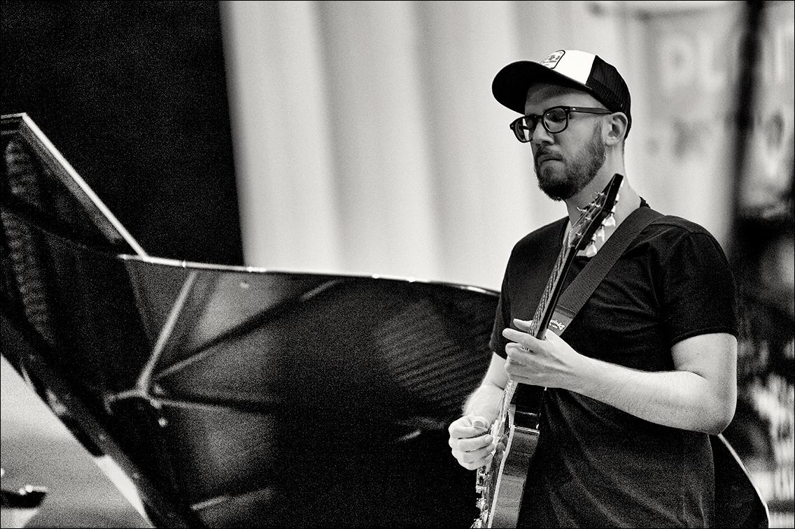 MGL5671 in Heiko Fischer Quartett beim Jazz Open Hamburg 2018