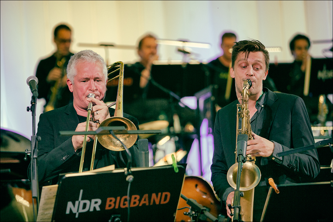 MGL7709 in NDR-Bigband plays »Dan's Music« (Jazz Open Hamburg 2018)