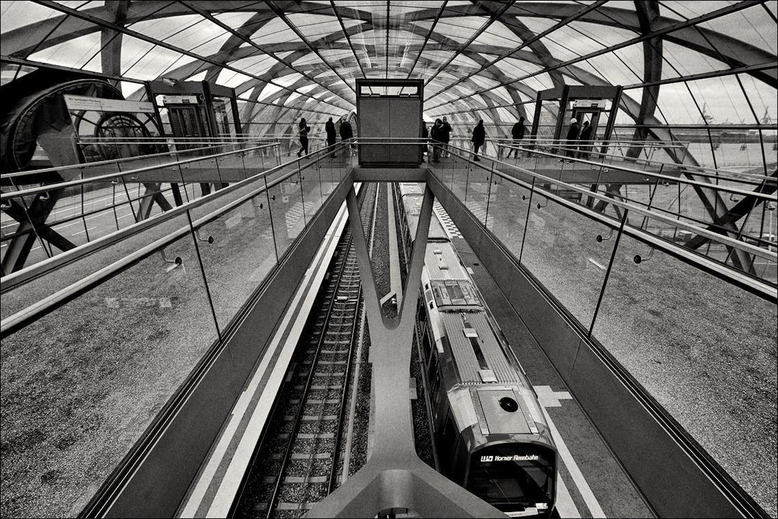 MGL9189 in U-Bahnhof Elbbrücken
