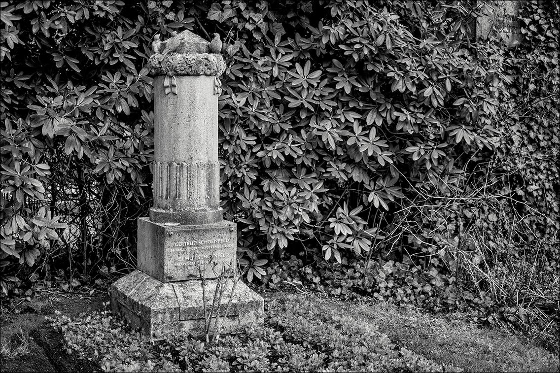 Schoenfeld DSCF1220 in Bildhauer Arthur Bock auf dem Ohlsdorfer Friedhof